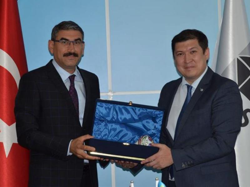 Cooperation with Kazakhstan